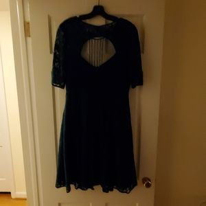 BCBG Max Azria Julya lace dress